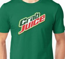 Crab Juice Unisex T-Shirt