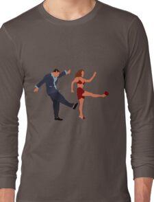 I'll never tell Long Sleeve T-Shirt