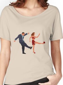 I'll never tell Women's Relaxed Fit T-Shirt