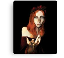 Why Hast Thou Forsaken Me Canvas Print
