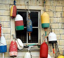 Buoys by Tom Allen
