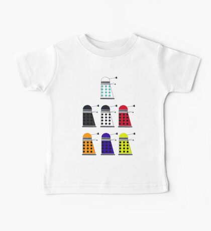 The Daleks Baby Tee