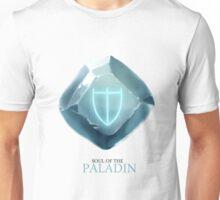 Soul of the Paladin -white Unisex T-Shirt