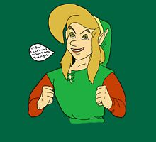 Link- I Can't Wait To Bomb Some Dodongos! T-Shirt