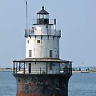 Butler's Flat Lighthouse by Nancy Richard