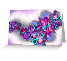 Pastel Profusion Greeting Card