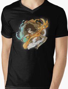 Wan Mens V-Neck T-Shirt