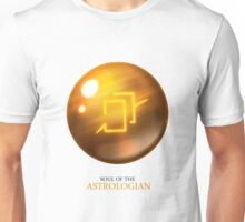 Soul of the Astrologian -white Unisex T-Shirt