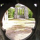 Another view of the ruins at Kingsmere, Chelsea, PQ Canada by Shulie1