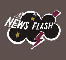 Muppet News Flash - Logo Design  Kids Clothes