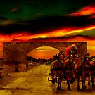 Chariot Race by Andrew (ark photograhy art)