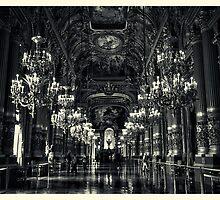 The Marvellous Garnier  by Beau Williams