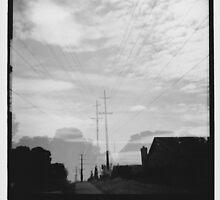 Suburban Skyline 2 by Mason Hershenow