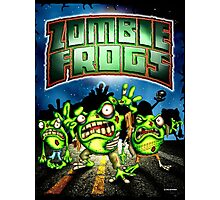 Zombie Frogs  Photographic Print