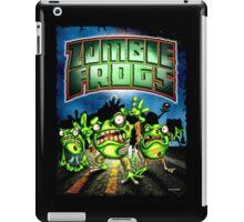 Zombie Frogs  iPad Case/Skin