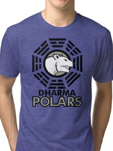 DHARMA Polars Tri-blend T-Shirt