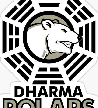 DHARMA Polars Sticker