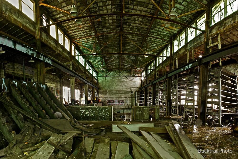 Abandoned Milwaukee by BacktrailPhoto