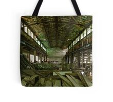 Abandoned Milwaukee Tote Bag