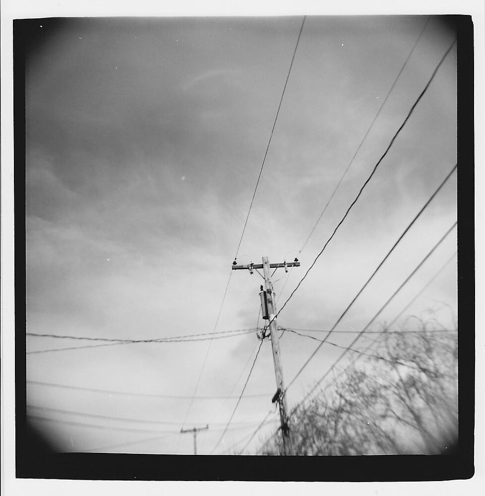 Suburban Skyline 1 by Mason Hershenow
