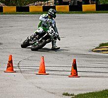 Supermoto Drift by BacktrailPhoto