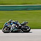 Motorcycle Race by BacktrailPhoto