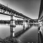 High Level Bridge - Edmonton, AB Canada by camfischer