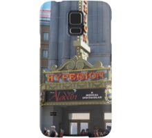The Hyperion Theatre: Aladdin The Musical Samsung Galaxy Case/Skin