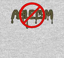 No Ableism! Womens Fitted T-Shirt