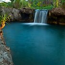 Indarri Water Falls by LinleyandCharles Photography