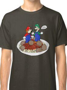 Lotsa Spaghetti! Classic T-Shirt