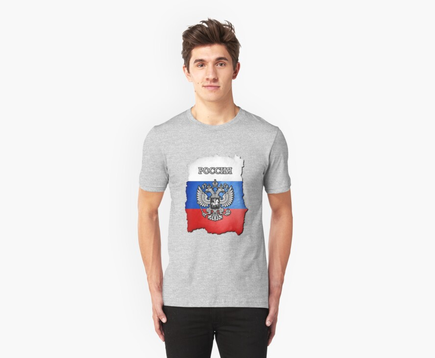 Russian Coat Of Arms by Sastimasa