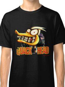 Quack Head Duck Classic T-Shirt
