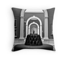 Arches within. Throw Pillow