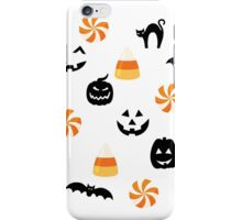 Halloween Pattern II iPhone Case/Skin