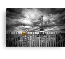 PARIS Composing Canvas Print
