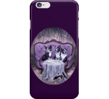 The Weird Litter Mates iPhone Case/Skin