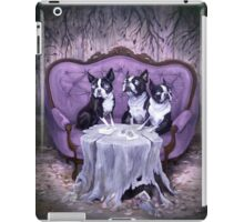 The Weird Litter Mates iPad Case/Skin