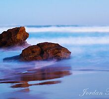 two lonely rock by Jordan Mulder