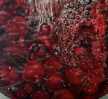Drowned Cherries by pucci ferraris