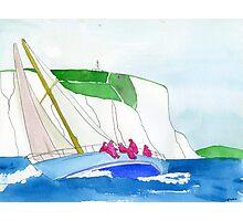 British seascape Photographic Print