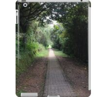 New path everyday - Colombia iPad Case/Skin