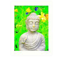 Bollybuddha Art Print