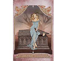 Boticelli Buffy Nouveau Photographic Print