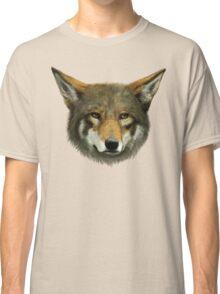 Wolf face Classic T-Shirt