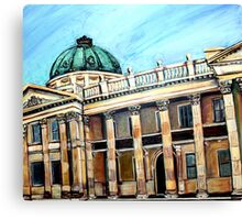 Customs House Canvas Print