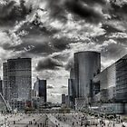 La Défense PARIS by Melanie Viola