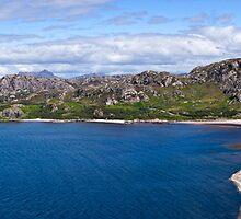 Little Loch Broom, Scottish Highlands by David Lewins