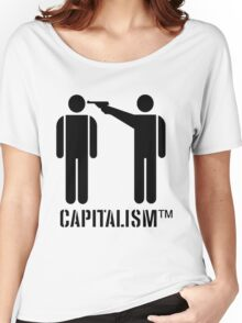 Capitalism Women's Relaxed Fit T-Shirt