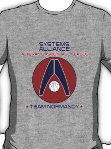 Mass Effect- Alliance Basketball League T-Shirt